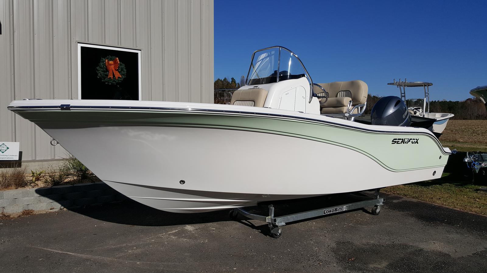 Sea Fox 200 Viper