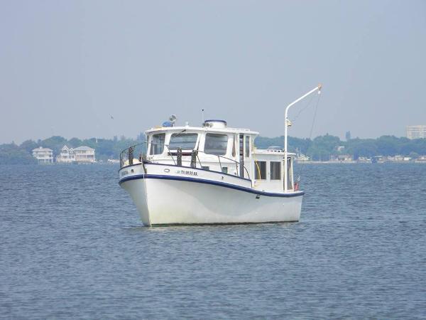 Custom Lighthouse Trawler SISTER SHIP