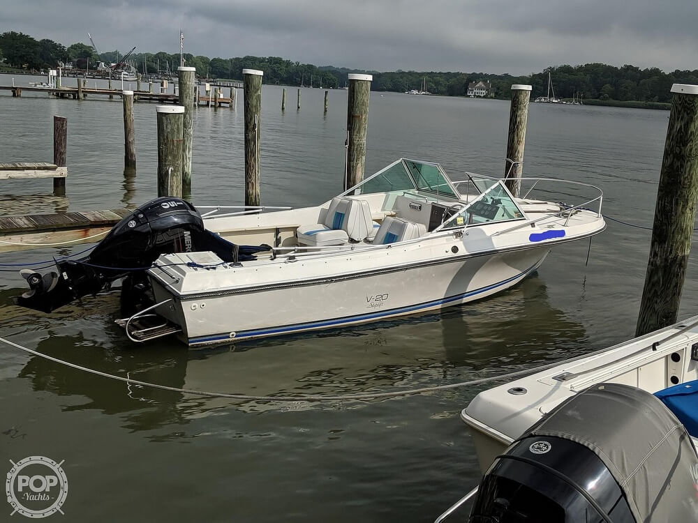 Wellcraft V20 STEP-LIFT 1988 Wellcraft 20 for sale in Harwood, MD