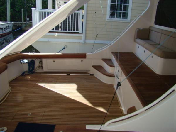 Cockpit Stairs