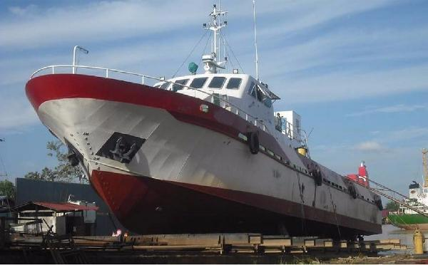 Offshore Supply Vessel Safety Standby  - Deck Load 10 Tons - 12 TEU 150' Supply Vessel 2010 For Sale $1,000,000