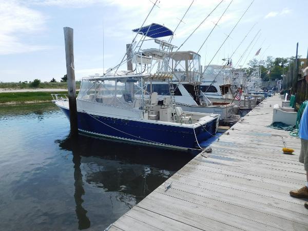 Nauset / Cabo / Blackfin  Sportfish 34
