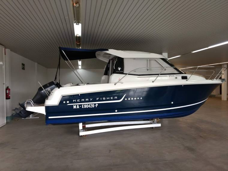 Jeanneau JEANNEAU MERRY FISHER 755