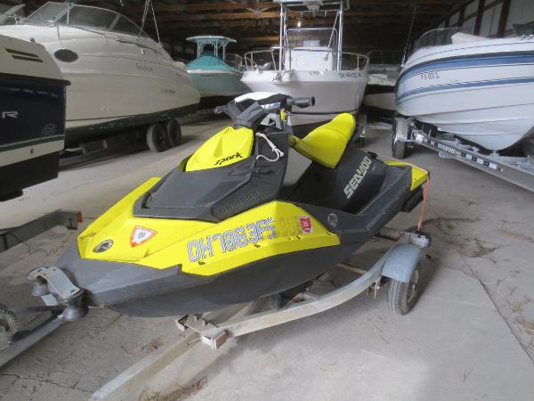 Sea-Doo Spark 2up