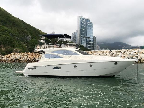 Cranchi Atlantique 43 Cranchi Atlantique 43 Profile