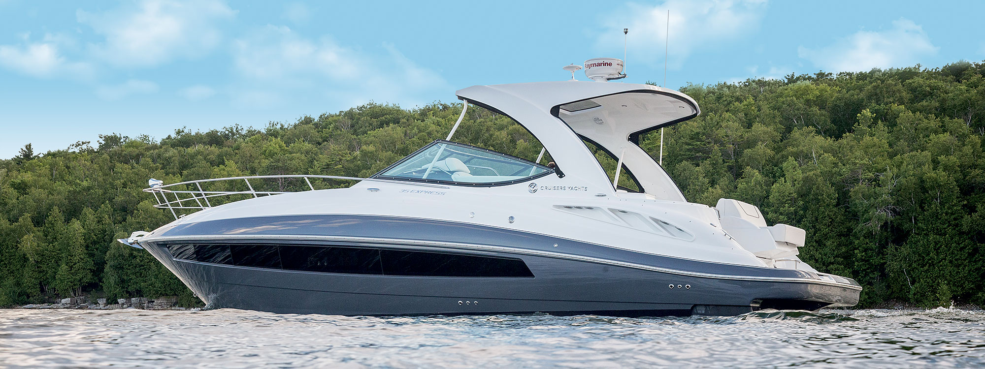 Cruisers Yachts EXPRESS 35 EXPRESS