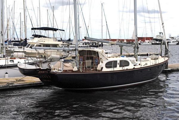 Palmer Johnson 44 Pearson Countess Photo 1