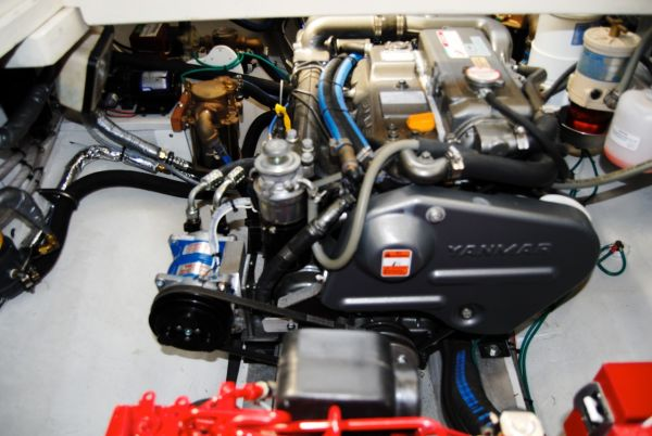 New Yanmar Engine