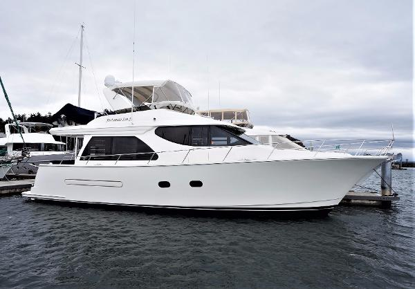 West Bay Sonship Raised Pilothouse Profile 1