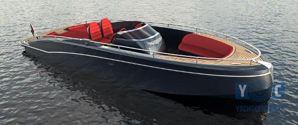 Custom I.C.YACHT Luxury Tender Walk Around 7.50m 01 (2)