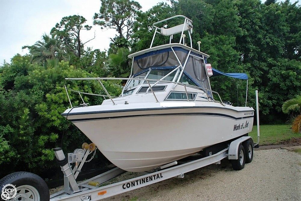 Grady-White Seafarer 226 1990 Grady-White 22 for sale in Osprey, FL