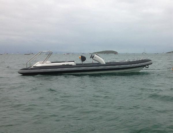 Rib-X GTS 950 Race modified