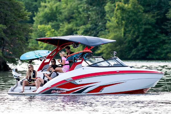 Yamaha Boats 242X Manufacturer Provided Image