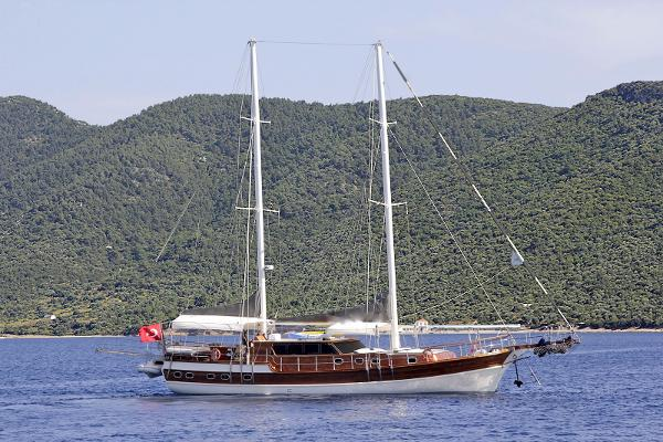 Custom Made KETCH