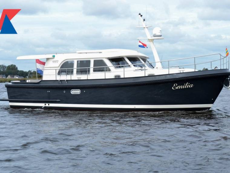 Linssen Yachts Linssen 40.9 Grand Sturdy Sedan Longtop