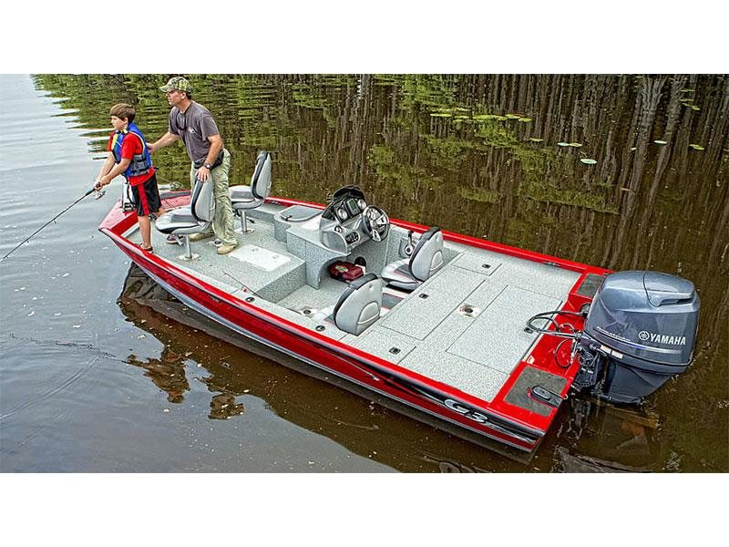 G3 BOATS Eagle Talon 17 PFX