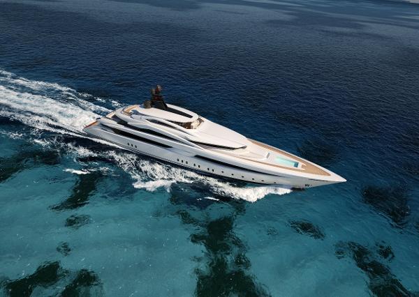 Columbus Yachts Oceanic 70M