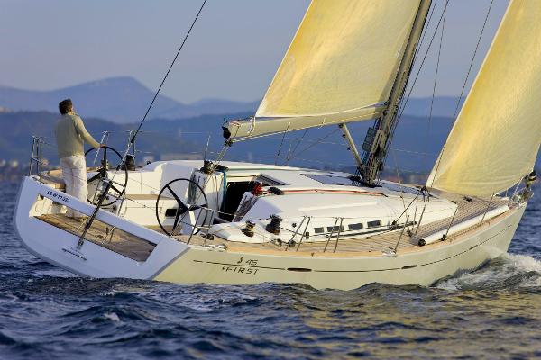 Beneteau First 45 Manufacturer Provided Image: Beneteau First 45