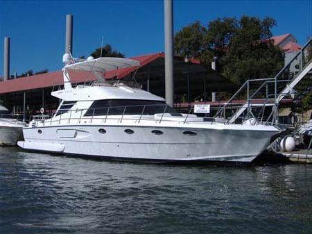 Riva Corsaro 60 Riva Corsaro 60 - Flybridge Motor Yacht