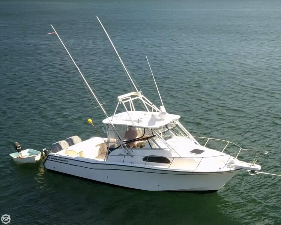 Grady-White 300 Marlin 2004 Grady-White 300 Marlin for sale in Brewster, MA