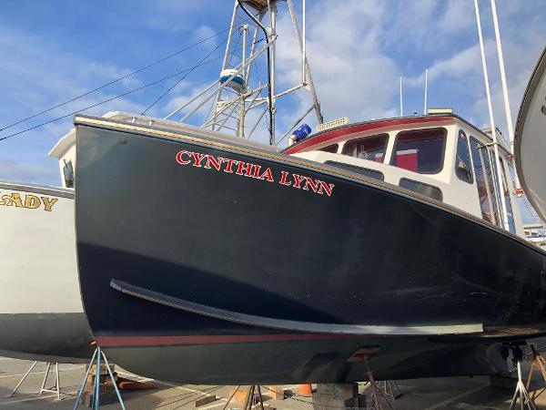 Northern Bay Fishing Boat