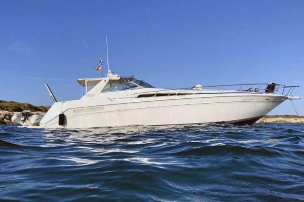 Sea Ray 480 Sundancer