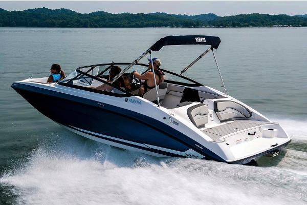 Yamaha Boats SX190 Manufacturer Provided Image