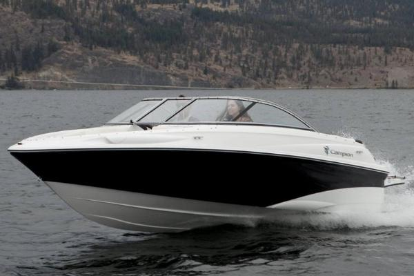 Campion Allante 545 Bowrider Manufacturer Provided Image