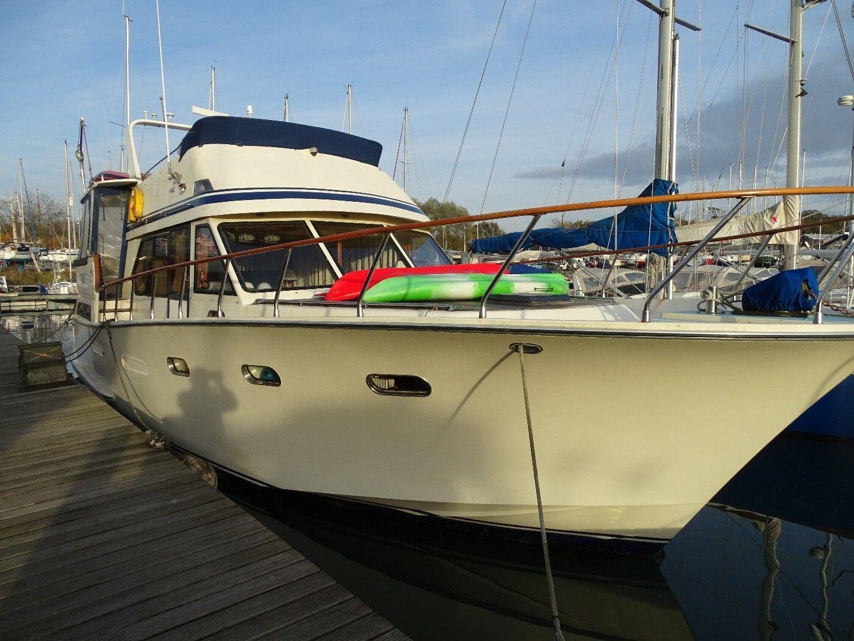 Neptune 465 PT Performance Trawler