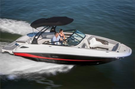Sea Ray 240 SDX