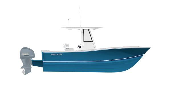 Regulator 23 2020 23 - Stars & Stripes w/ Navy.White.Navy Boot Stripe