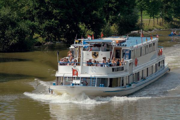 Lux Werft MS Wilhelma Main