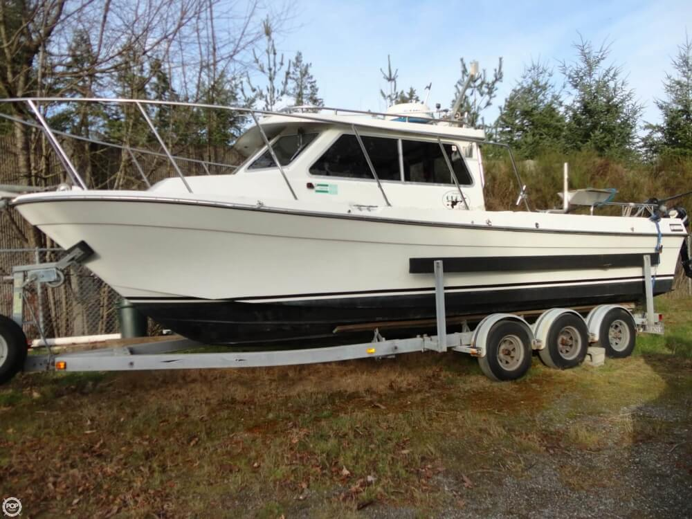 Skagit Orca 27 XLT 1998 Skagit Orca 27 XLT for sale in Everett, WA