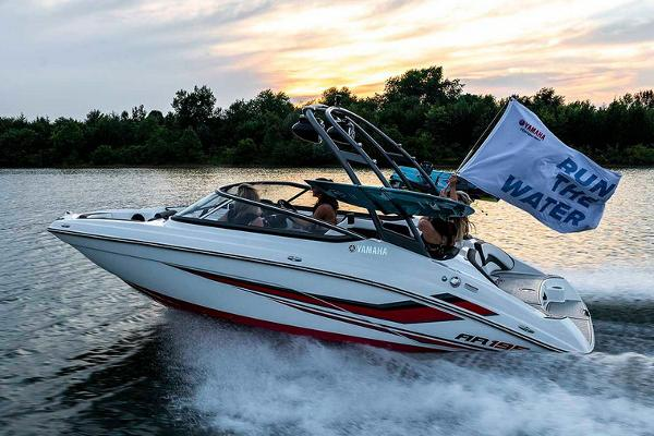 Yamaha Boats AR195 Manufacturer Provided Image