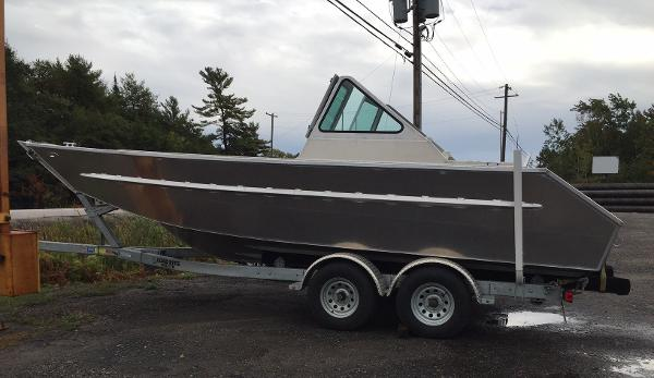 Commercial 22' x 8'6 Landing Craft