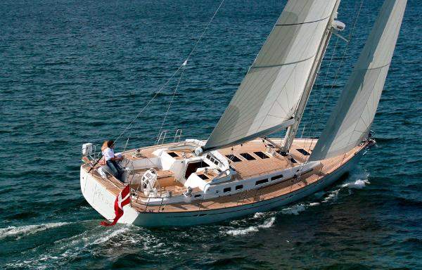 X - Yachts Xc 50 Manufacturer Provided Image: X-Yachts Xc 50
