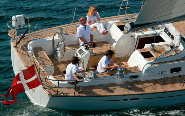 X - Yachts Xc 50 Manufacturer Provided Image: X-Yachts Xc 50 Cockpit