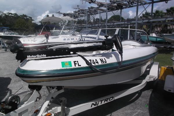 Used ski and fish nitro boats for sale for Nitro fish and ski