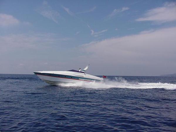 Offshorer Marine Monte-Carlo 40'