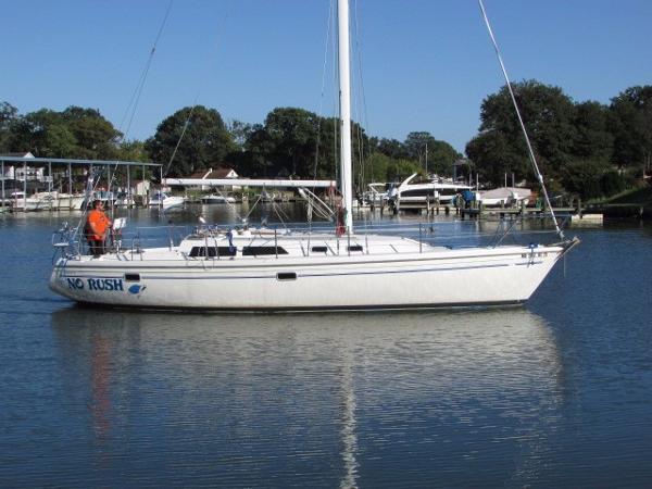Catalina 36 MK1 1/2