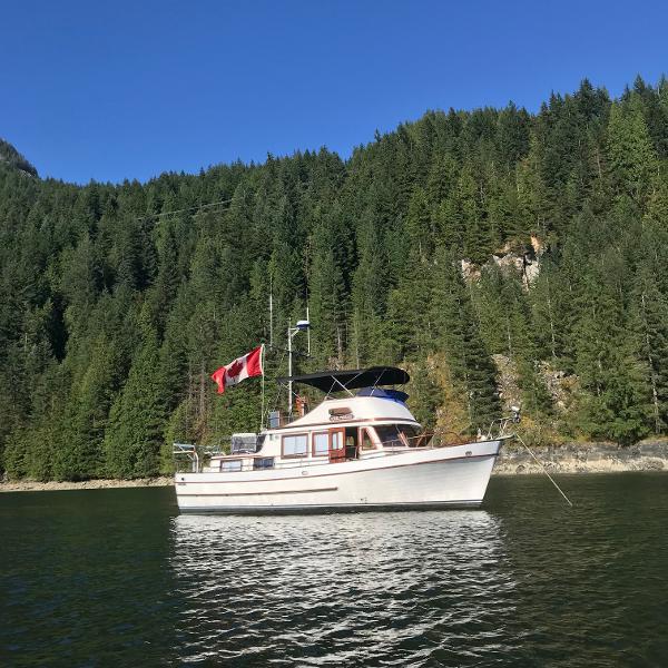 Grand Grand Mariner 40 Tri-Cabin
