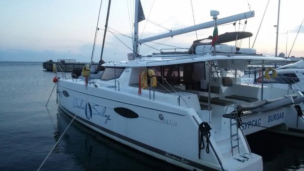 Fountaine Pajot Helia 44 Fountaine Pajot catamaran Helia 44