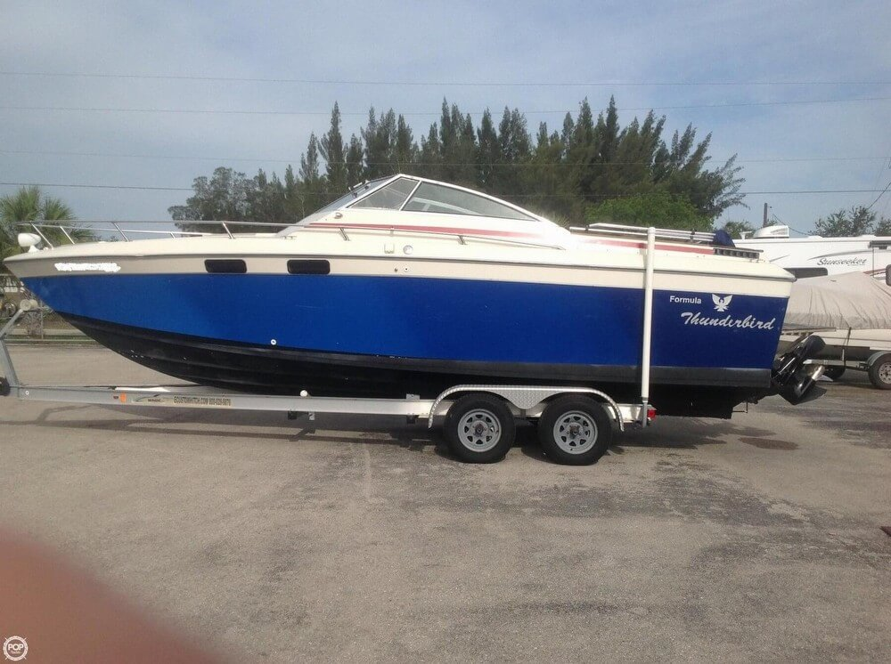 Thunderbird 255 1978 Thunderbird/Formula 255 for sale in Estero, FL