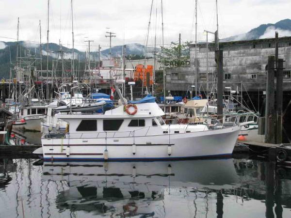 Motor Yacht Pleasure Trawler