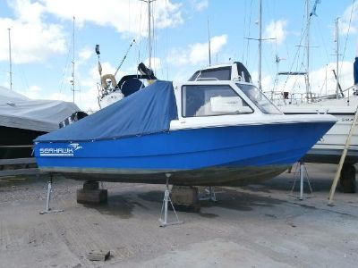 Seahawk 18 Fastcatch Seahawk 18