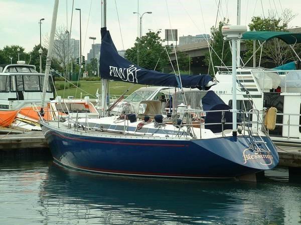 Finnyacht Finn 381