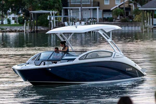 Yamaha Boats 275 SD Manufacturer Provided Image