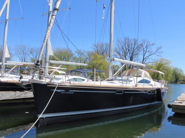 Jeanneau 54DS Fresh Water Dock Side