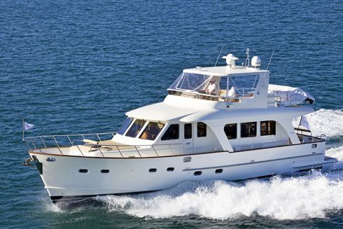Explorer Pilothouse Motorycht 62'