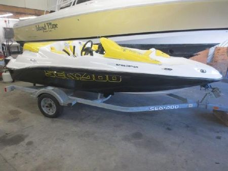 Sea-Doo Sportster 4-TEC: Performance Test - boats com